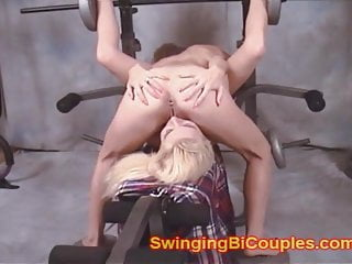 Bi MILF MOM's get NASTY with each other