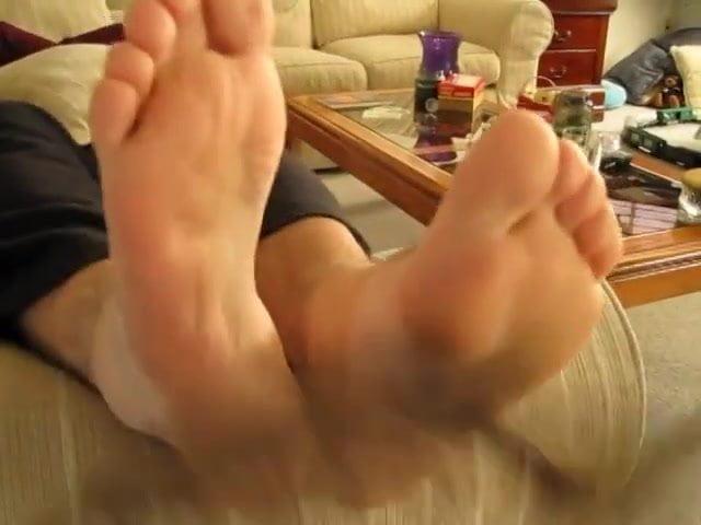 Sexy boy touching and masturbating