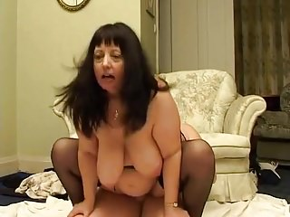 PornDevil13.. British Granny Vol.8Deanna