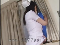 Japanese femdom facesitting and Slaves lick her pussy.