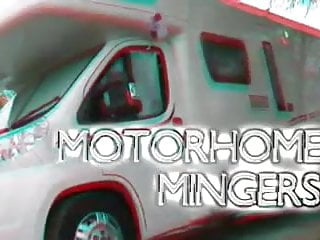 Motorhome Mingers Trailer featuring me