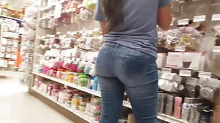 Meaty young ass