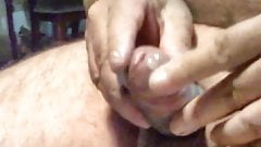 Fingerfucking my urethra and 15 , 16mm
