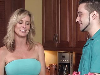 Mom Fucks Her Unwanted Stepson