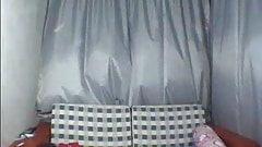 Asian teen stripping on webcam-- BY SCRYU