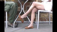 Ballet Flats at Clips4sale.com