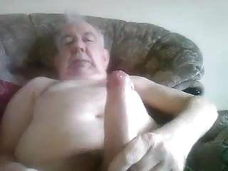 Grandpa big cock pic