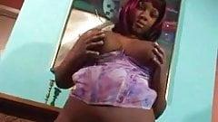 Big Ass BBW Showing What She Got - Derty24