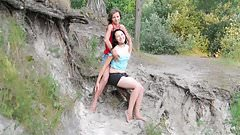 Nastya & Lavanda - nude girls
