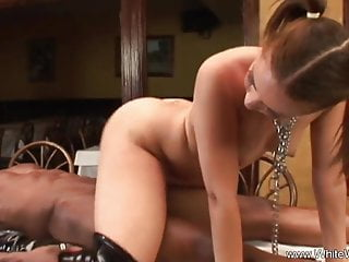 Rough BBC Sex For White Wifey