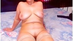 Mature whit nice ass Play whit pussy