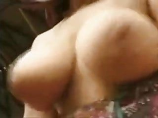 Beautiful mom with hairy cunt & saggy boobs on farm