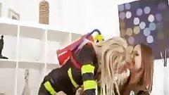Lesbian Fire Fighters