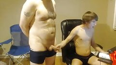 Twinkie n Daddie Webcam Show Webcam Show