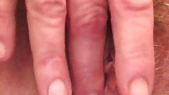 Mature wife loves her new cellphone's Thumb