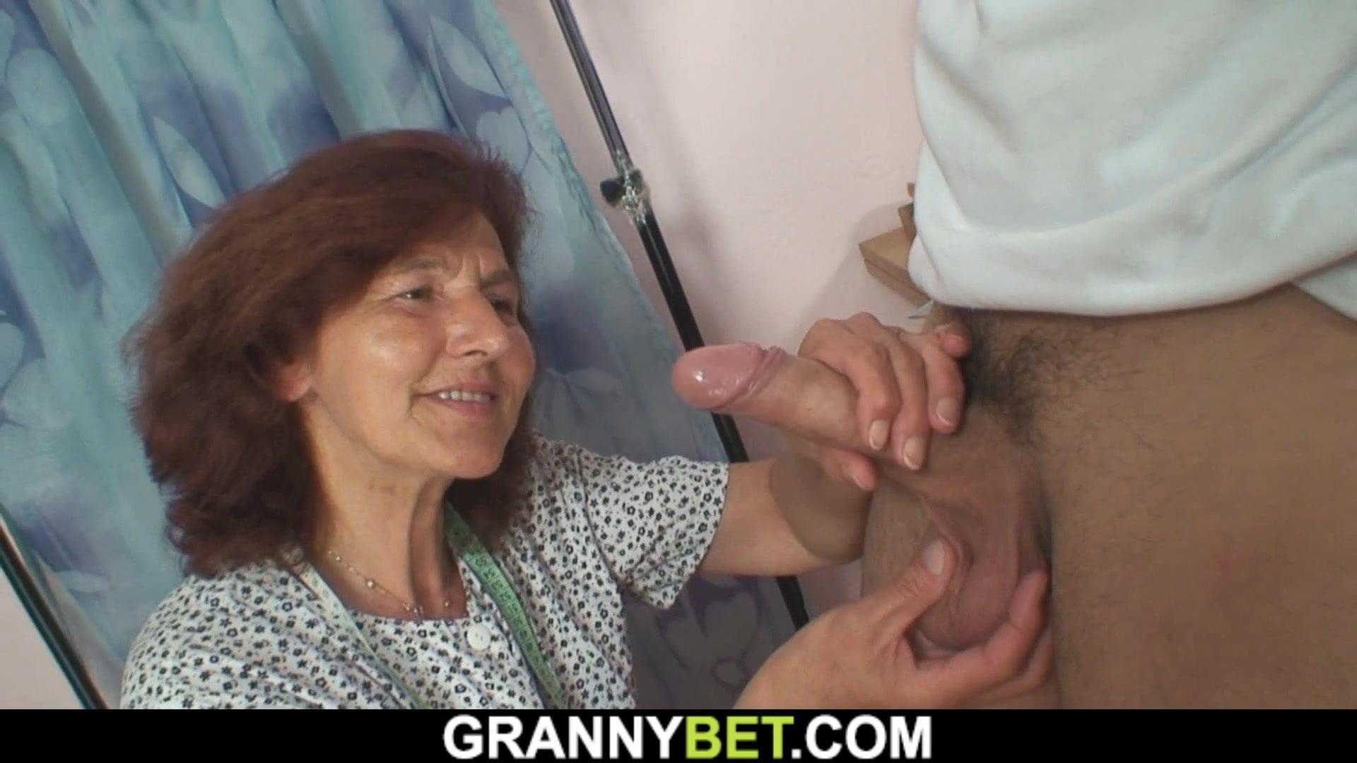 Oma Porno 60