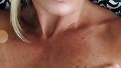 mature naked tease