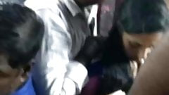 Chennai Bus Gropings - 04 - Fat Guy vs Slim Girl