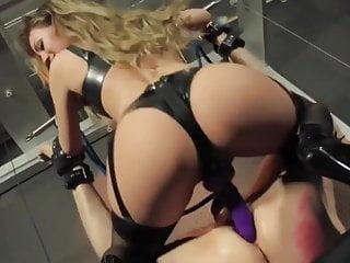 dominatrix fuck her slave