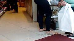 vendedora de leg