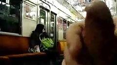 train masturbation 3