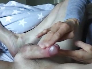 ruined orgasm by girlfriend