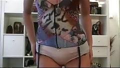 Lots of panties. JOI