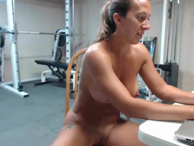 muscle girl squirt