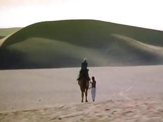 Horny germans fucking in the desert