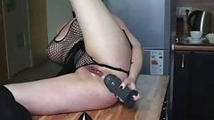 Rosebutt extreme anal