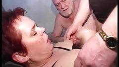 Mature lady requel lace 3some