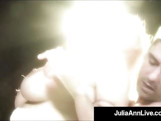 Pictures of stage iii anal cancer - Milf queen julia ann gets anal fucked on stage