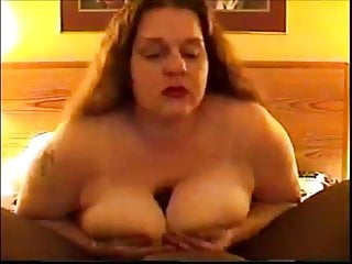 She Loves to be titty fucked