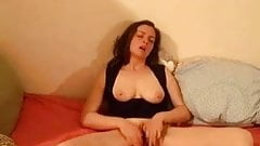 Orgasm with Hairy Teen by TROC