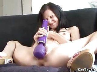 Big Ass Vibrator For Small Tit Jade