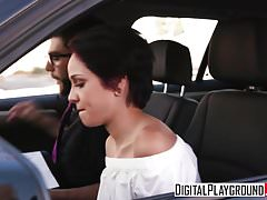 XXX Porn video - Taking A Ride starring Cadey Mercury and Lo