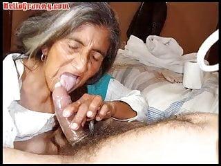 HelloGrannY Amateur Latin Mature Porn Compilation