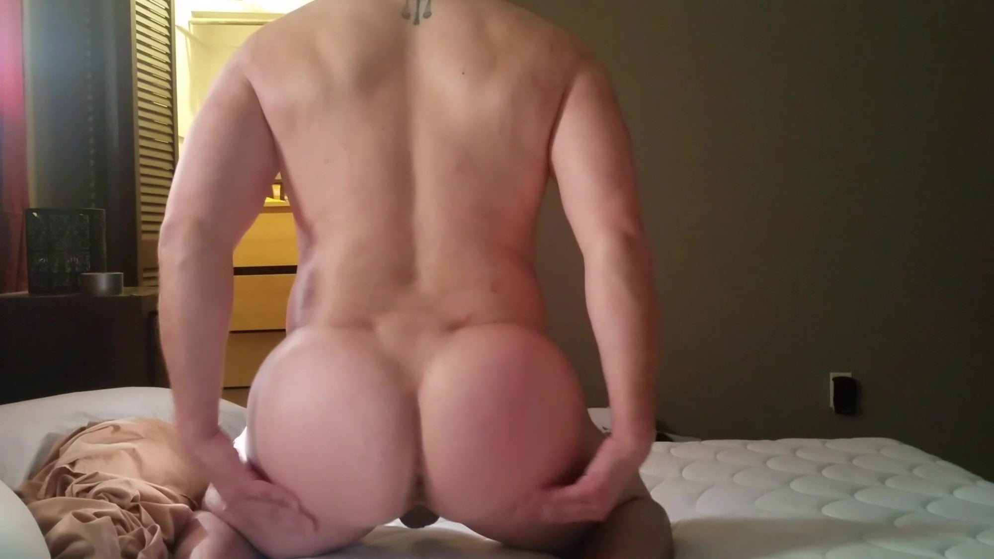 straight cum inside gay first time