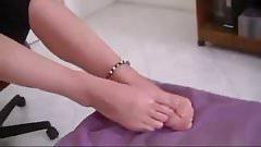 Stink Foot Girl
