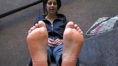 smelly meaty soles
