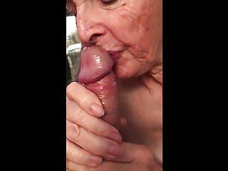 Grandma's cum compilation 2