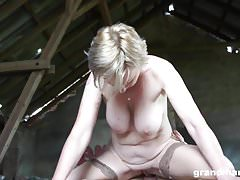huge sexy big boobs babe jasmine james fucks at work