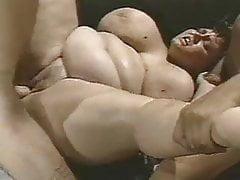 BBW pussy pounding