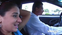 Very angry stepdad fucks his step daughter hard