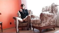 Milf with heavy accent. JOI