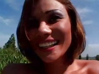 Rose Seeks Rough Sex From 2 Cocks