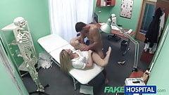 FakeHospital Patient fucks his sexy nurse