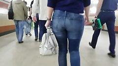 Nice MILF with good ass