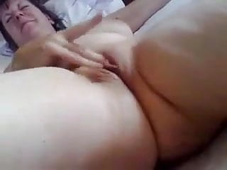 Big tit MILF has multiple squirting orgasms