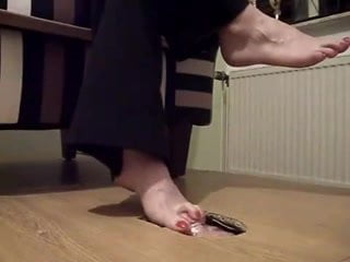 Feet Smother 3